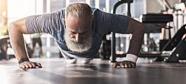Vil gi eldre styrketrening på resept