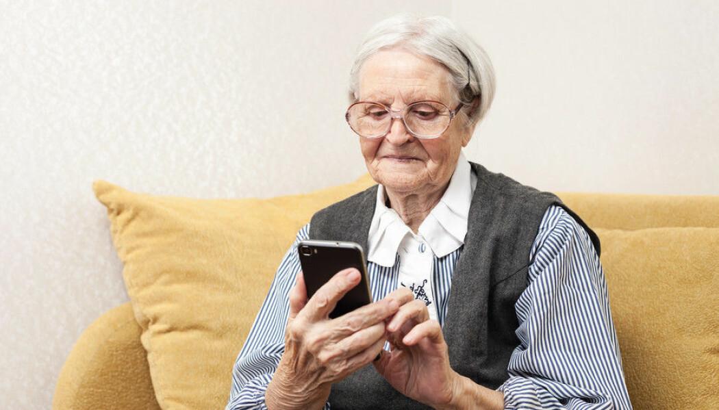 I prosjektet CareWell går forskarar med ulik fagbakgrunn saman om å utvikle ein ny metode som vil gjere det mogleg for eldre å føle seg trygge og bu heime så lenge som mogleg.