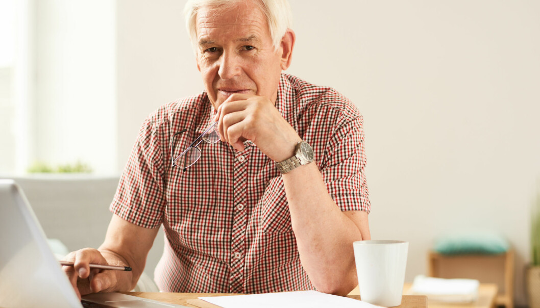 Forskerne ser at det har vært en klar økning i andelen eldre som ønsker å stå i jobb til de er over 70 år.  Men det er ikke noen tilsvarende økning i ledere som vil ha seniorer ansatt.