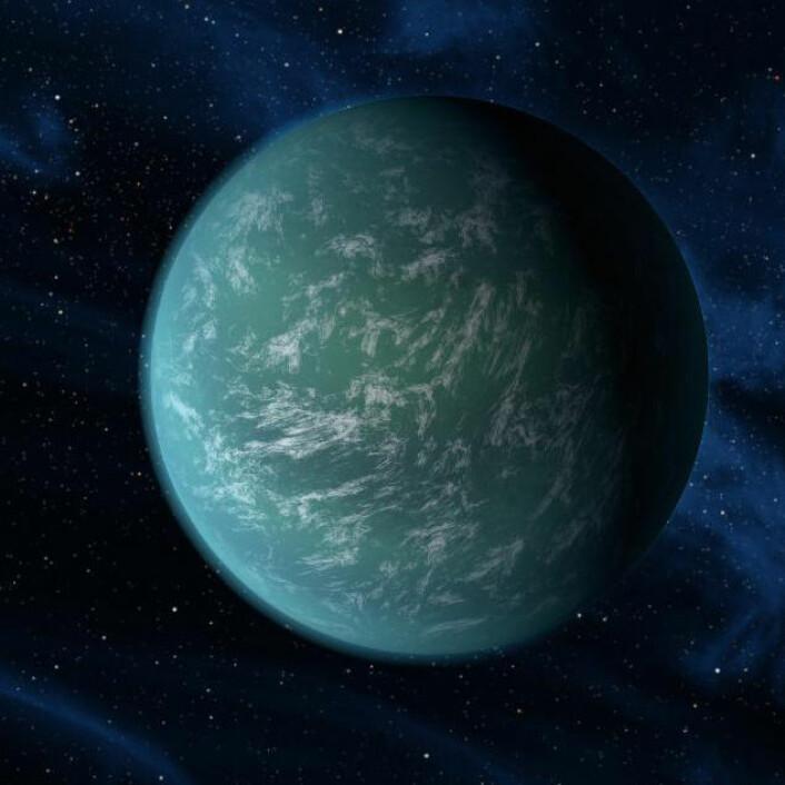 (Foto: (Illustrasjon: NASA))
