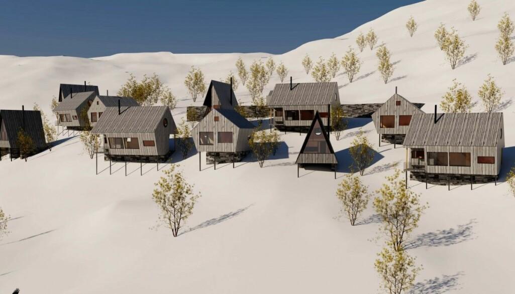 Går det an å få seg hytte på fjellet og likevel ha godt samvit, med tanke på klima og miljø?