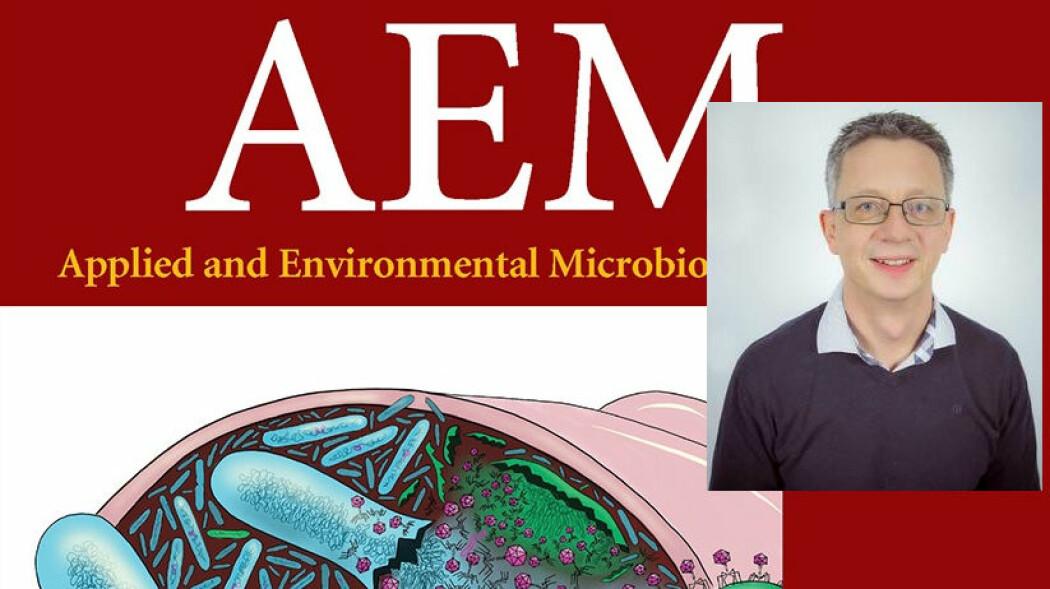 Professor Knut Rudi blir redaktør for det vitskapelege tidsskriftet AEM som har artiklar om forsking innan bioteknologi, molekylær økologi, matmikrobiologi og industriell mikrobiologi.