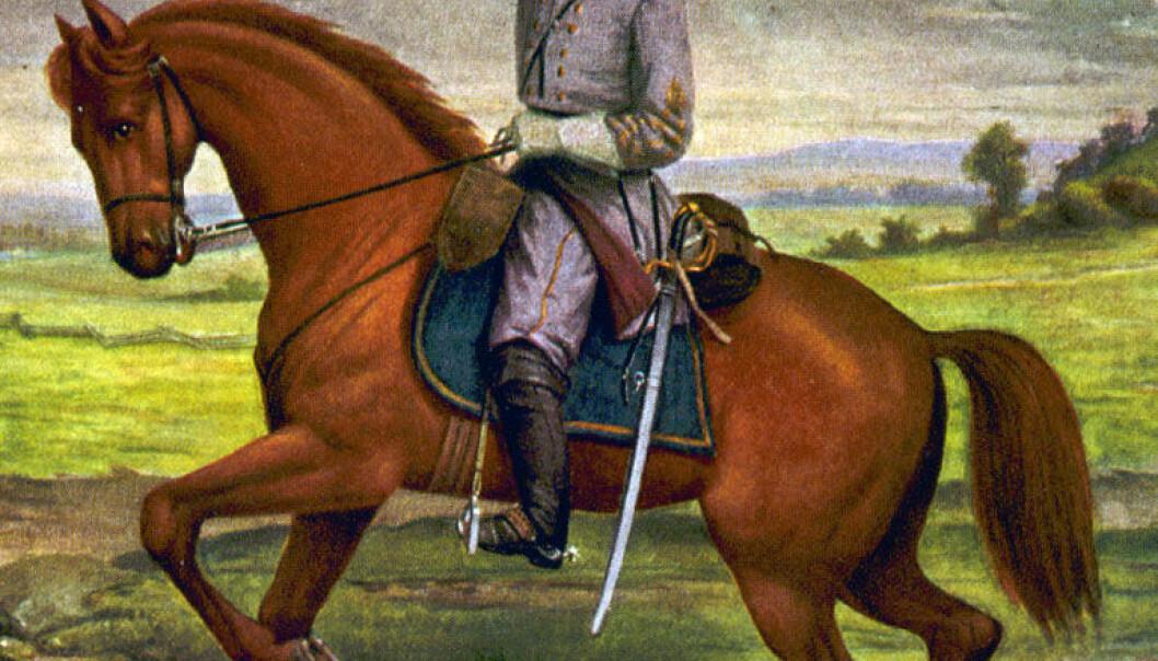Astronom oppklarer mysterium fra den amerikanske borgerkrigen