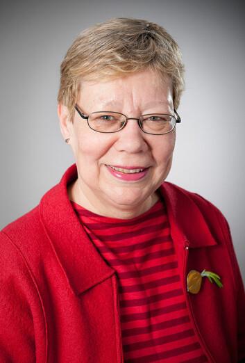 Marianne Sundström. (Foto: Privat)