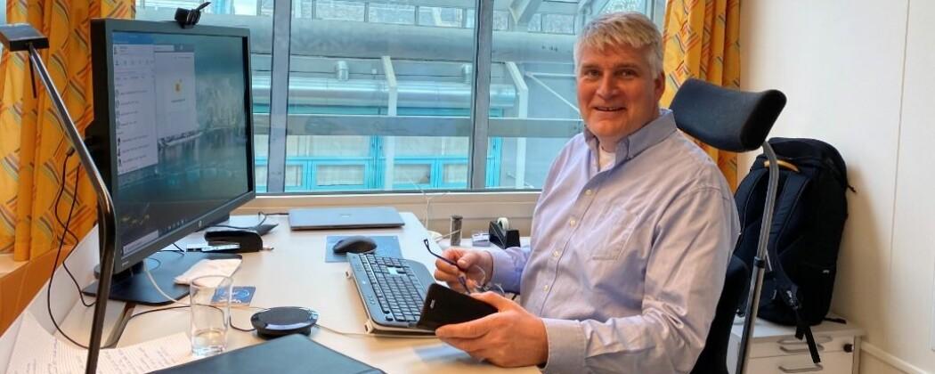 – Dette gir norsk industri en kjempemulighet, Nils Røkke, direktør for bærekraft i Sintef.