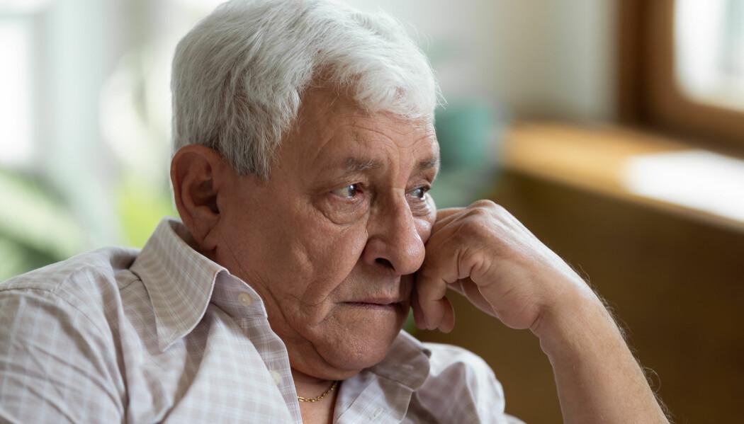 Med hjelp fra teknologi skal de eldre bli trygge i hjemmet, men dette kan samtidig gjøre dem mer isolerte, ensomme og deprimerte.