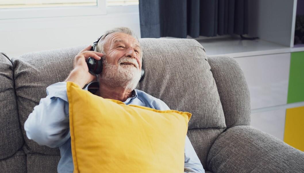 Folk som har demens husker kanskje ikke det som skjedde i dag, men de husker musikk fra barndommen.