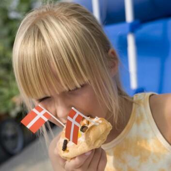 Det danske sukkerforbruket er lavere nå enn det var før andre verdenskrig, mens oste- og melkeforbruket har holdt seg noenlunde stabilt. (Foto: www.colourbox.com)