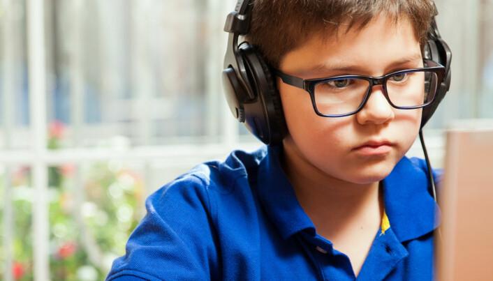 Dataspill kan være gunstig for barn med ADHD