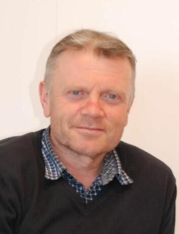 Hans Otto Frøland (Foto: NTNU)