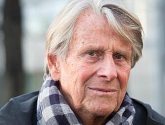 Knut Faldbakken mener at han ikke hadde fått en slik forfatterkarriere om han ikke hadde stammet.