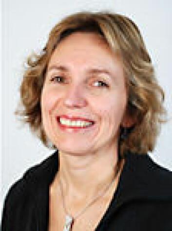 Monika A. Johansen. (Foto: NST)