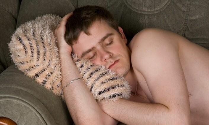 Tar du noen timers ettermiddagslur, ligner det på sovevanene i senmiddelalderen. (Foto: Colourbox)