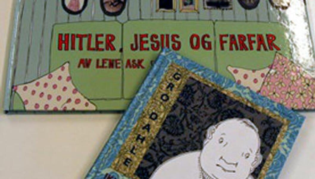 Utfordrende bildebøker for voksne