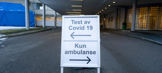 Lege mener sykehus bør kunne nekte ansatte å reise utenlands