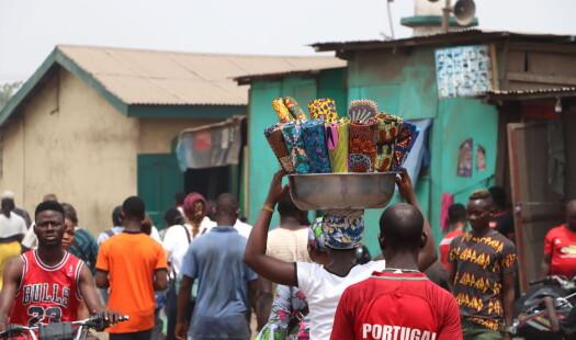 En uke i Accra, Ghana