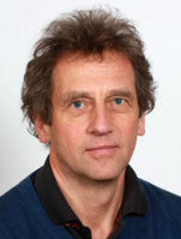 Helmer Fjellvåg (Foto: Universitetet i Oslo)