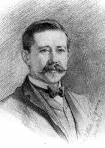 "Sir Henry ""Harry"" Hamilton Johnston (Bilde: Theodore Blake Wirgman/Wikimedia Creative Commons)"