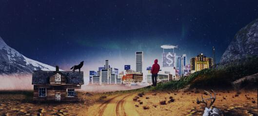 Blir fremtidens Nordland en ulvebefengt ødemark?