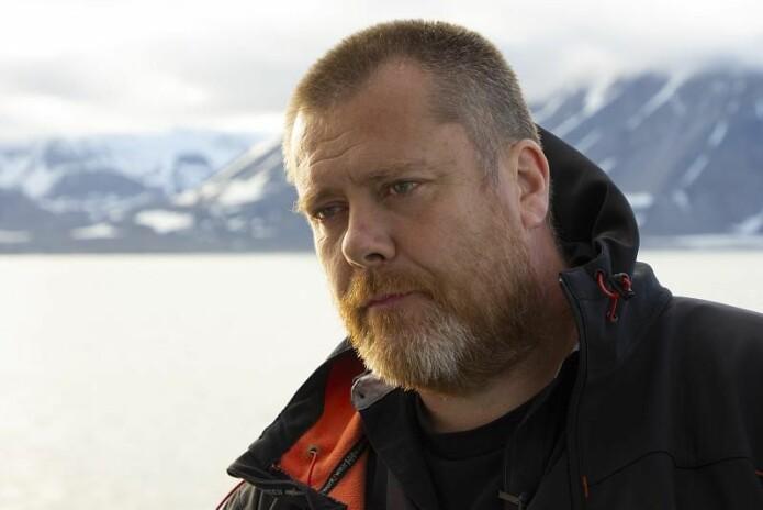 – Det det all grunn til å tro at dyrelivet i Polhavet vil være ekstra sårbart for lysforurensning, sier marinbiolog Jørgen Berge ved UiT Norges arktiske universitet.