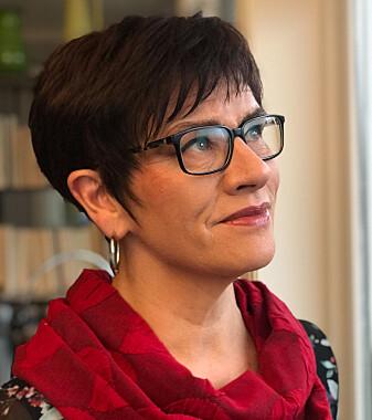 – Verdiforming er eit godt ord for å skildre kva som skjer når vi møter noko framandt, seier Kari Bergset. Kor strevsam denne prosessen er for flyktningforeldre, har gjort djupt inntrykk på forskaren.