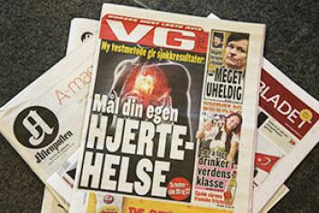 Nå har forskere kartlagt avisenes genprofil. (Foto: Marianne Baksjøberg, UiO)