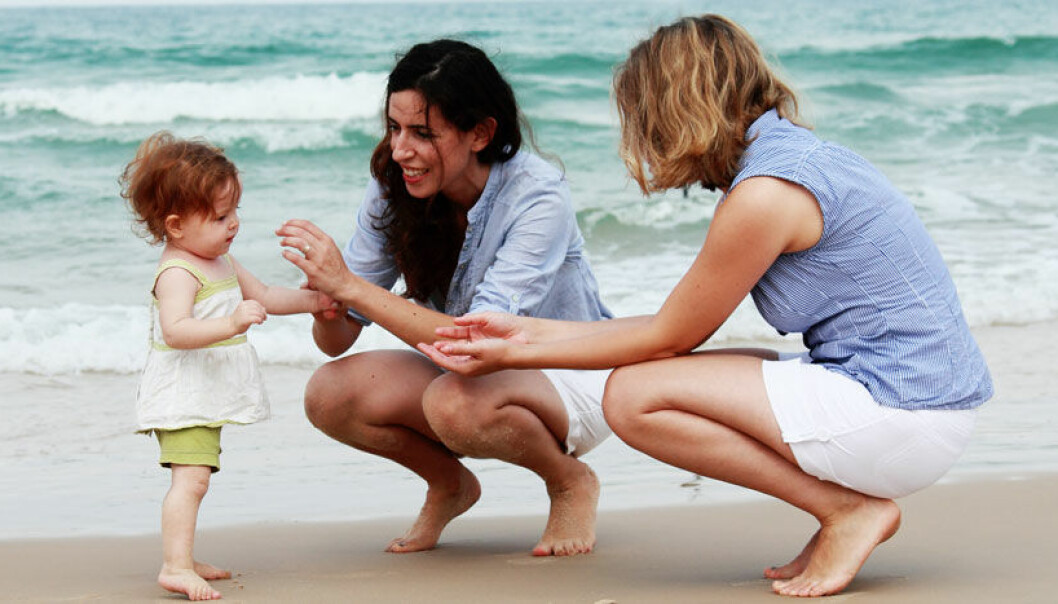 Det viktigste er ikke om det er to mammaer, men hvilken omsorg som gis, mener barn i skeive familier. dubova, Microstock