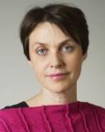 Karin Monstad ved Uni Rokkansenteret. (Foto: Uni Rokkansenteret)