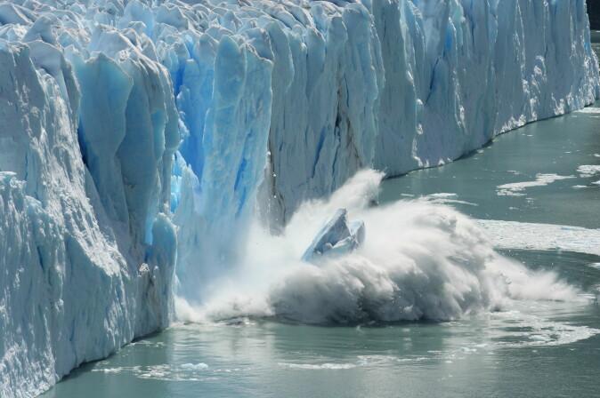 Stiger den globale temperaturen mer enn 1,5 grader, vil det føre til havnivåstigninger på 10 centimeter.