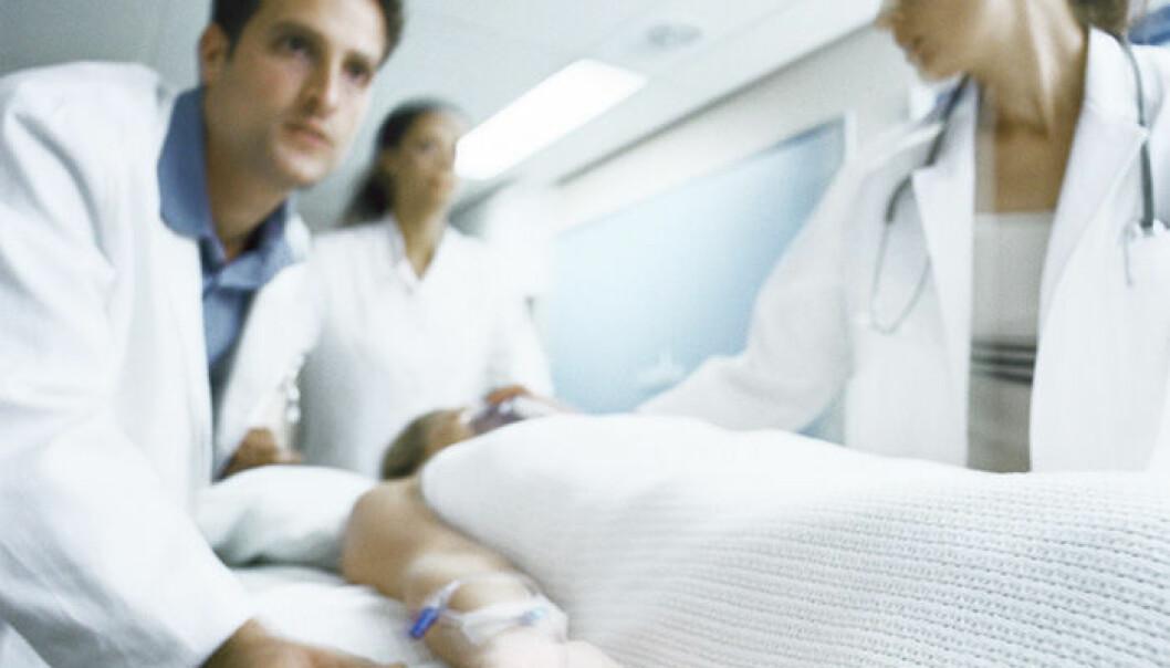 Kritisk syke pasienter får behandling uten dokumentert effekt