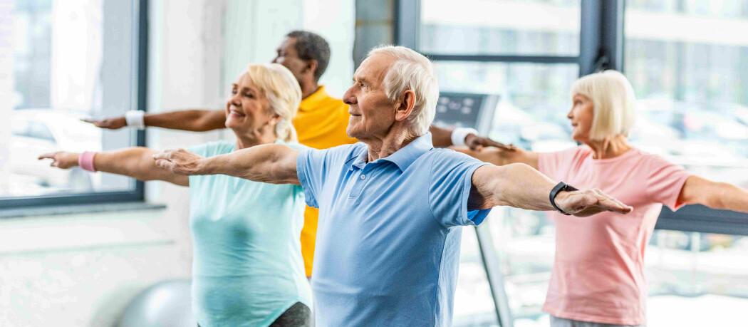 Nasjonal kompetansetjeneste for aldring og helse har for tiden relativt lav terskel for avlysning av kurs og samlinger.