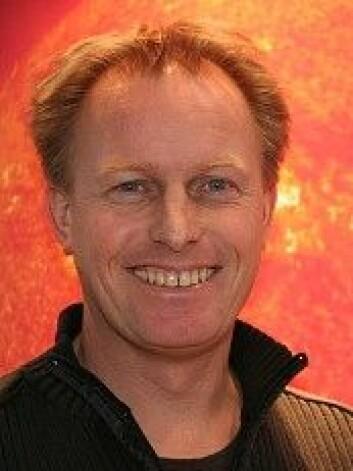 Pål Brekke er astrofysiker ved Norsk romsenter (Foto: Norsk Romsenter)