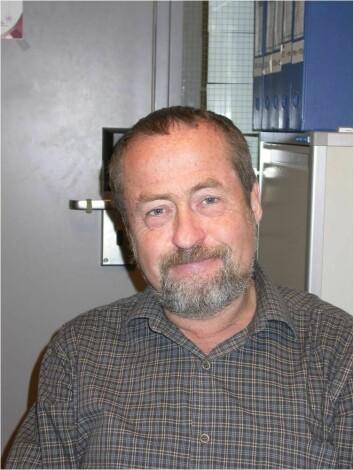 Bent Rolstad. Foto: UiO
