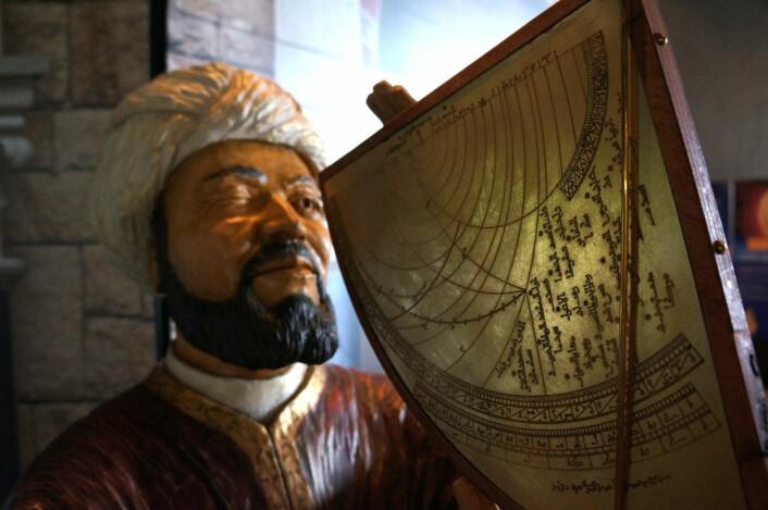 Islamske astronomer brukte ikke teleskoper. De var mer opptatt av å kartlegge stjernenes bevegelser for å lage gode kalendere for jordbruket. (Foto: Arnfinn Christensen, forskning.no.)