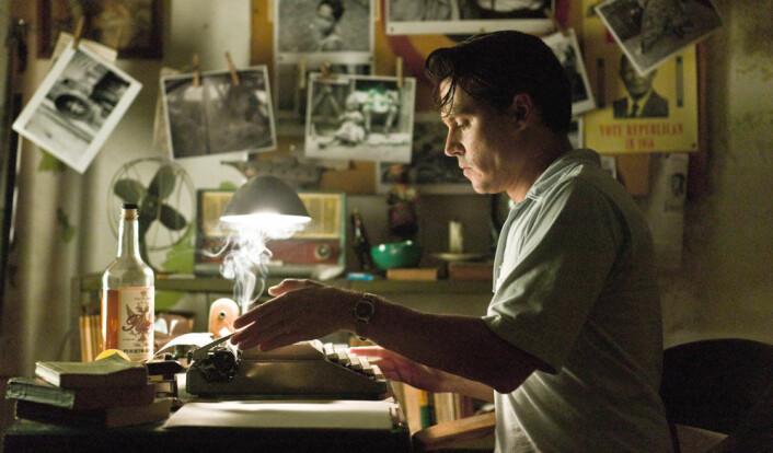 Johnny Depp i filmen The Rum Diary fra 2011. (Foto: SF Norge)