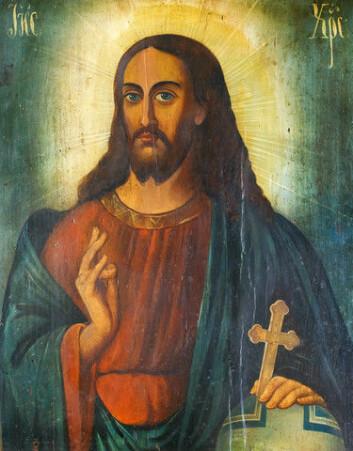 En uttrykksløs, langhåret, blåøyd og feminin Jesus var intet forbilde for datidens menn, mente de liberale teologene. (Foto: (Illustrasjon: www.colourbox.no))