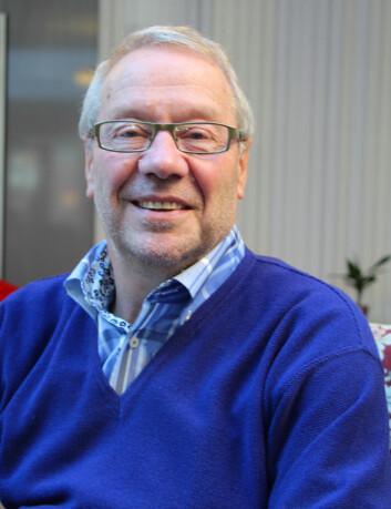 Georg Becher. (Foto: Elin Fugelsnes)