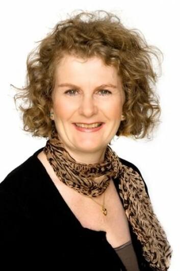 Samfunnsøkonom Julie Aslaksen i SSB mener tanker fra både feministisk og økologisk økonomi burde komme tydeligere frem i offentlige debatter om bærekraftig fremtid. (Foto: SSB)
