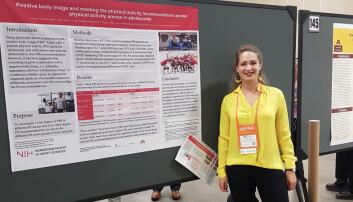 Christine Sundgot-Borgen er stipendiat ved Institutt for idrettsmedisinske fag på Noregs idrettshøgskole. Hun disputerer for sin doktorgrad 18. mars.