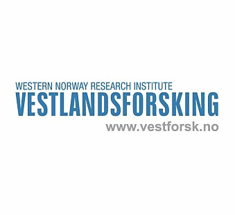 This article/press release is paid for and presented by the Western Norway Research Institute