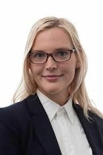 Guro Sanden er ikke overrasket over at nynorsk nærmest er fraværende i norske bedrifters årsmeldinger.