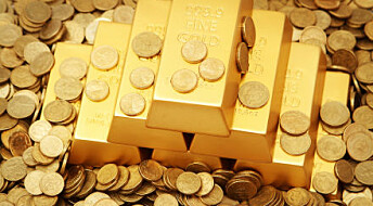 Vanskeligere å finne gull