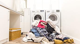 Korona-råd: Slik vasker du klærne ordentlig rene