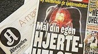 Avisene skriver ulikt om gener