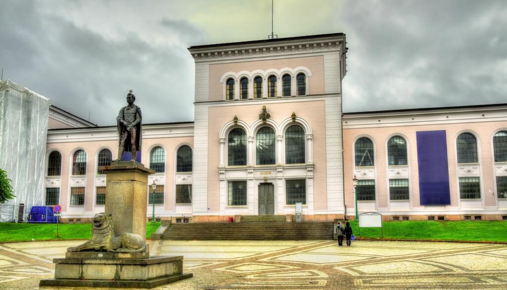 Universitetsmuseet i Bergen stenger og studenter sendes hjem.