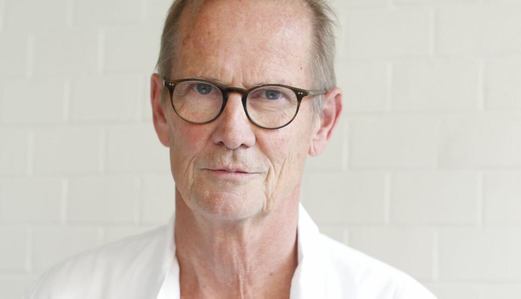Professor og antibiotikaforsker Dag Berild mener Norge bør produsere antibiotika, gjerne i et statlig legemiddelfirma.
