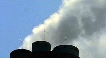 Prislappen på utslippskutt