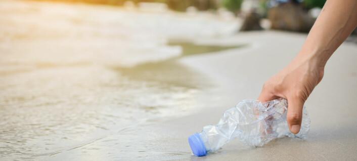 Hvordan lykkes med resirkulering fra plastavfall til nye produkter?