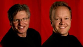 Odd Einar Olsen og Bjørn Ivar Kruke forsker begge på krisehåndtering ved Universitetet i Stavanger.