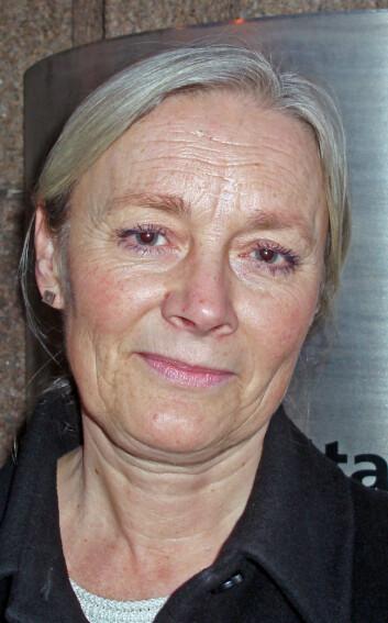 Randi Kjeldstad. (Foto: Kristin Engh Førde)